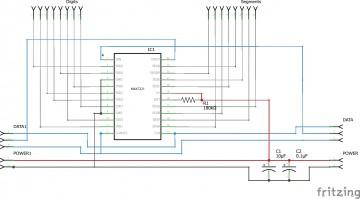 Arduino 16 x 16 LED Matrix | Kristian Hentschel